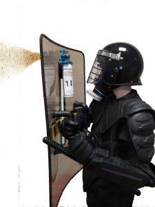 bouclier krogen BG3 spray